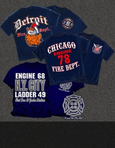 FIRE SHIRTS FOR TEXAS FIREFIGHTERS (Can You Help ASAP?)