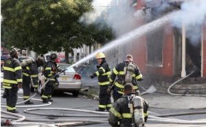 NEW JERSEY CITY TO LAYOFF 64 FIREFIGHTERS