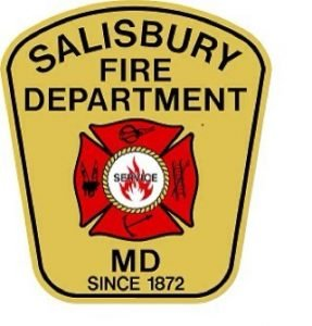 MD FIREFIGHTER AIRLIFTED TO BALTIMORE – STRUCK BY RIG