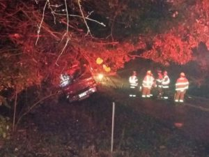 4 WI FIREFIGHTERS INJURED IN CRASH
