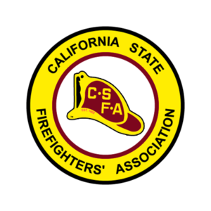 IMPORTANT: FROM THE CALIFORNIA STATE FIREFIGHTERS ASSOCIATION