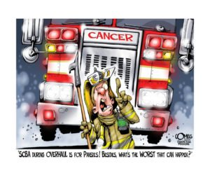 IN-DEPTH FIREFIGHTER OCCUPATIONAL CANCER REPORT …..FROM THE MEDIA