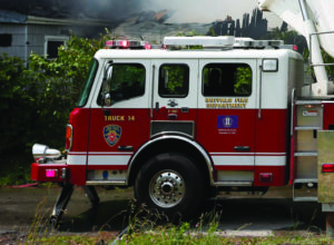 2 BUFFALO FIREFIGHTERS INJURED AT FIRE