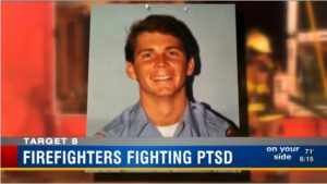 FLA FIREFIGHTER TURNED TO SUICIDE AFTER WORKER'S COMP DENIED
