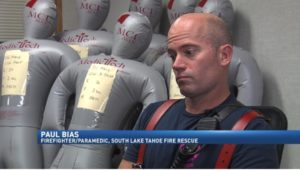 TRAUMA YOGA PROGRAM TO HELP FIREFIGHTER PTSD