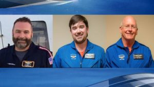 3 EMS CREW MEMBERS KILLED IN MEDEVAC HELICOPTER CRASH-LODD
