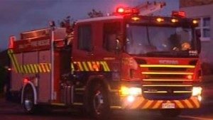 2 FIREFIGHTERS INJURED AT NEW ZEALAND FIRE/EXPLOSION
