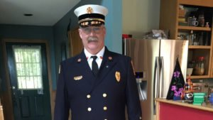 UPDATE: MASSACHUSETTS FIREFIGHTER LODD WAS THE FIRE CHIEF