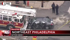 PHILLY SNORKEL 28 INVOLVED IN CRASH