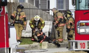 THE LATEST STATS ON FIREFIGHTER INJURY AND DEATH