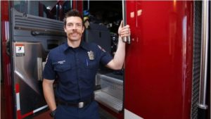 CALIF FIREFIGHTER LEADS CHARGE AGAINST FIREFIGHTER SUICIDE