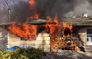 NIOSH Fire Fighter Fatality Investigation Helps Incident Commander Choose Strategy and Tactics to Control Flow Path and Protect Fire Fighters