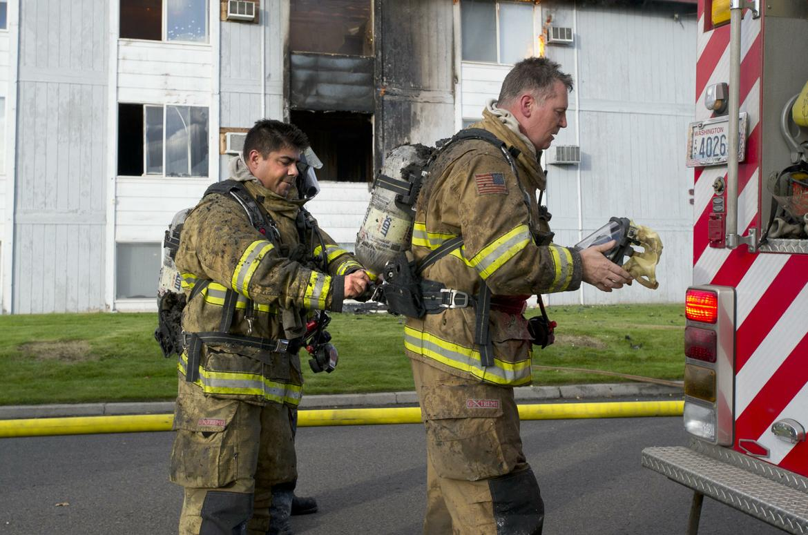 investigation after contaminants found in fire department