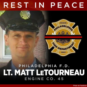 LUNCH WITH A HERO – REMEMBERING MATT