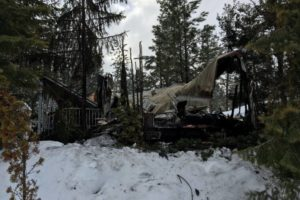 3 FIREFIGHTERS INJURED AT FATAL CANADIAN MOBILE HOME FIRE