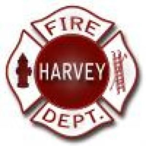 HARVEY, IL FIREFIGHTER INJURED AT HOUSE FIRE
