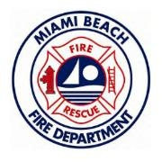 MIAMI BEACH FIREFIGHTER INJURED AT ABANDONED BUILDING FIRE