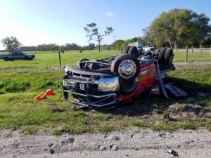 FIRE APPARATUS CRASH IN FLORIDA