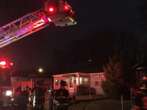 ANOTHER MAYDAY IN A VACANT HOUSE – INDIANAPOLIS FIREFIGHTERS INJURED