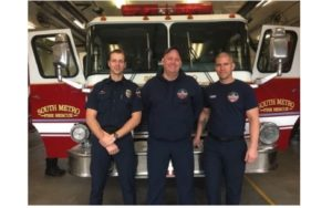 COLO. FIREFIGHTER RELIVES HEART ATTACK AND HOW HIS CREW SAVED HIM