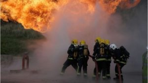 STUDY: DIRTY PPE CAUSES 'ALARMING' RATE OF CANCER IN UK FIREFIGHTERS