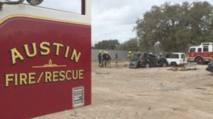MOVE OVER: AUSTIN FIREFIGHTER WHO ESCAPED SERIOUS INJURY HAS MESSAGE FOR DRIVERS