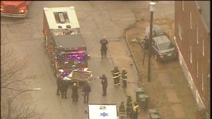 APPARATUS CRASH IN STL, MO – 2 EXTRICATED FROM CAR