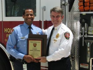 FLORIDA FIREFIGHTER DIES – MEDICAL EMERGENCY IN QUARTERS – LODD