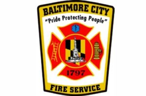 TWO BALTIMORE FIREFIGHTERS HURT AT FIRE
