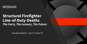 The Deaths of 4 Firefighters at 3 Fires-A Webinar