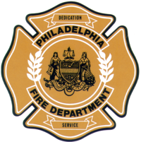 2 FIREFIGHTERS INJURED IN PHILLY MAYDAY (AMBULANCE CRASH AS WELL)