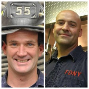 TWO FDNY FIREFIGHTERS LOSE THEIR LIVES IN THE LINE OF DUTY TO 9/11 ILLNESS