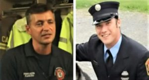 YORK PA FUNERAL DETAILS: FOR FIRE FIGHTERS IVAN FLANSCHA AND ZACHARY ANTHONY