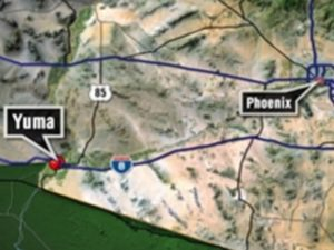 2 AZ FIREFIGHTERS BURNED AT WILDFIRE