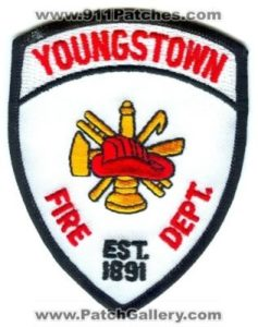 2 YOUNGSTOWN, OH FIREFIGHTERS INJURED AT SEPERATE FIRES