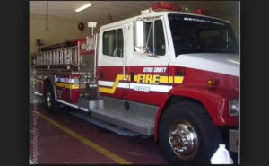 THREE FLA. FIREFIGHTERS SUFFER MINOR INJURIES