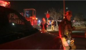 NO FIREFIGHTERS HURT WHEN SHOOTER KILLS MOTHER AT HOUSE FIRE