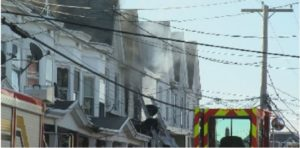 VIDEO: TWO PA. FIREFIGHTERS HURT TRYING TO RESCUE FIRE VICTIM