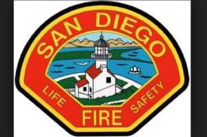 CALIF. FIREFIGHTER HURT AT ABANDONED HOUSE FIRE