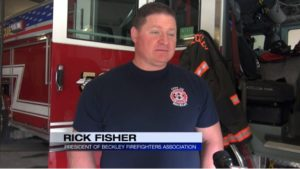 W.VA. MAKES FIREFIGHTERS CANCER PRESUMPTION LAW
