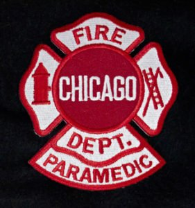 CHICAGO FIRE PARAMEDICS BRUTALLY ATTACKED, AMBULANCE STRUCK BY BULLET