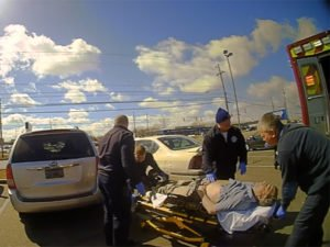 OHIO SHERIFF'S EMPLOYEE ODs ON THE JOB – ASSAULTS FIREFIGHTER