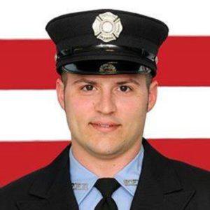 PENNSYLVANIA FIREFIGHTER DIES IN CRASH ENROUTE TO WORK