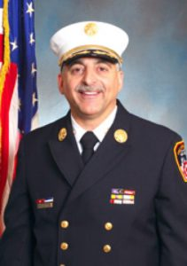 Chief Ronald R. Spadafora – FDNY – Rest In Peace