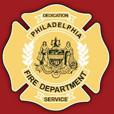 PHILLY FIREFIGHTER INJURED AT HOUSE FIRE
