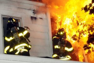 10 FDNY FIREFIGHTERS INJURED AT QUEENS HOUSE FIRE