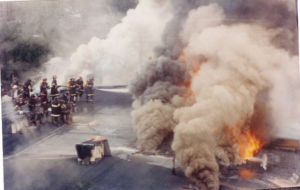 The Waldbaum's Fire-40 years-Sacrifice Learned