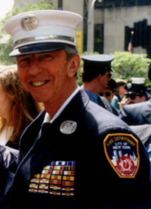 FDNY Hero's Legacy of Sacrifice and Service-Captain John Vigiano, Sr.