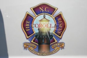 FIREFIGHTER & CIVILIAN STRUCK BY LIGHTNING IN NC