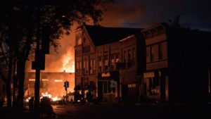 WISCONSIN FIRE CAPTAIN KILLED IN THE LINE OF DUTY-GAS EXPLOSION
